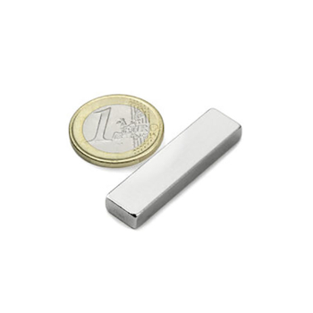 Stark supermagnet kub 40x10x5 mm av neodymium
