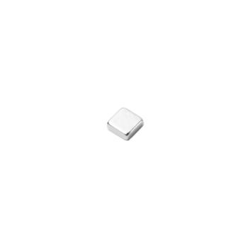 Supermagnet Kub 5x5x3 mm.