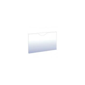Magnetisk dokumenthållare - den är genomskinlig.