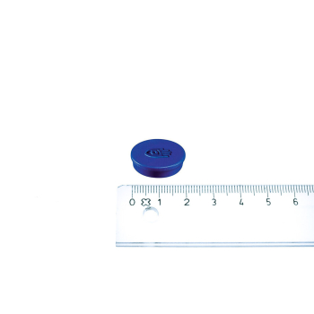 Legamaster magnet blå ø20 mm.