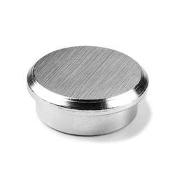 Whiteboard magnet stål ø25 mm.