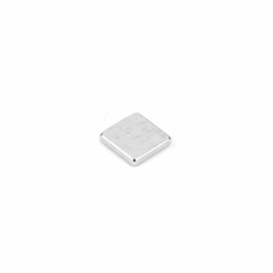 Supermagnet kub 10x10x1 mm.
