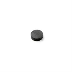 Ferrit magnet 20x3 mm. disc