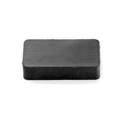 Ferrit magnet 40x20x10 mm. kub