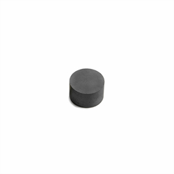 Ferrit magnet 25x15 mm. disc