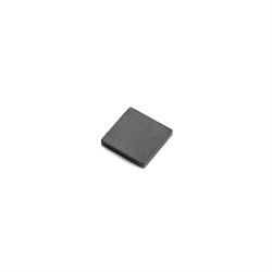 Ferrit magnet 20x20x3 mm. kub