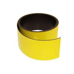 Magnetband gul 40 mm. x 1 meter