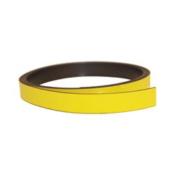 Magnetband gul 10 mm.