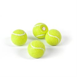 Tennisbollar magneter 4-pack.