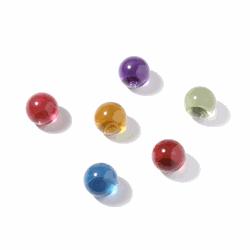 Glaspärlor magneter ø17 mm.