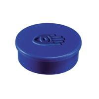 Legamaster magnet blå ø35 mm.