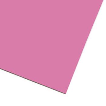 Pink magnetark av magnetfolie storlek A4