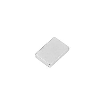 Supermagnet av neodymium 12x8x2 mm. kub