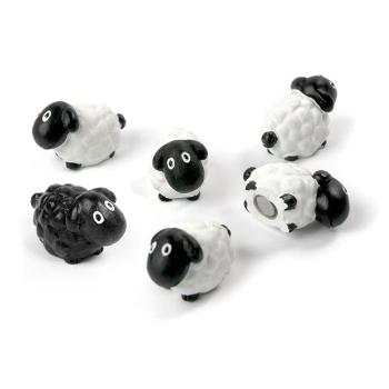 Sheep Magneter 6 st. från Trendform