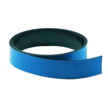 Blått magnetband 20 mm. x 1 meter