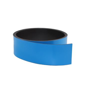 Blått magnetband 30 mm. x 1 meter
