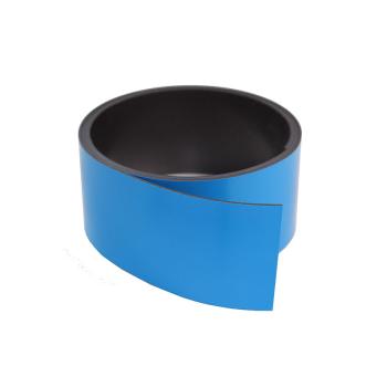 Blått magnetband 40 mm. x 1 meter
