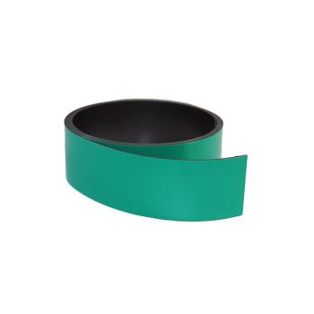 Grönt magnetband 30 mm. x 1 meter