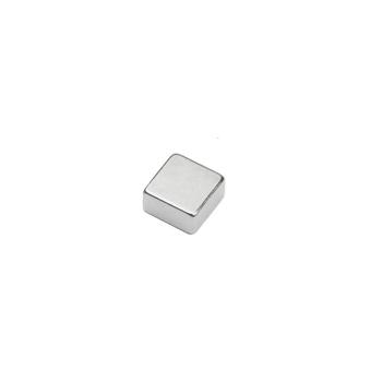 Supermagnet kub 8x8x4 mm.