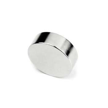 Supermagnet av neodymium 30x15 mm.