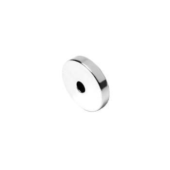 Ringmagnet av neodymium 20x4x5 mm.
