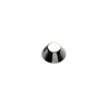 Konisk supermagnet av neodymium 15x8x6 mm.