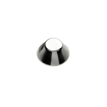 Konformad magnet 20x10x8 mm. av neodymium