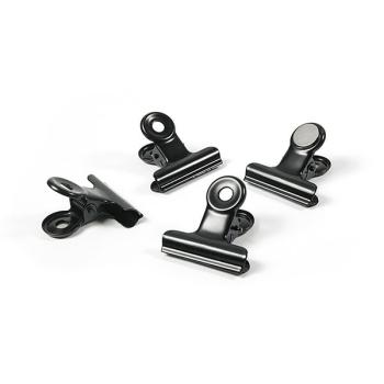 Svarta magnetklämmor från Trendform mrk Graffa Black