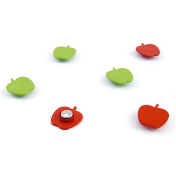 Äpple Magneter 6 st. från Trendform