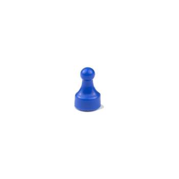 Ludo magnet blå
