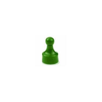 Ludomagnet grön.