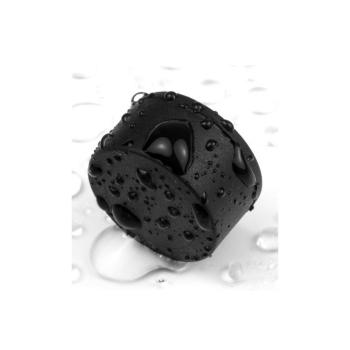 Gummi magnet av neodymium 17x9 mm