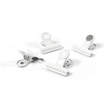 Vita magnetklämmor 4 st - Trendform Graffa White
