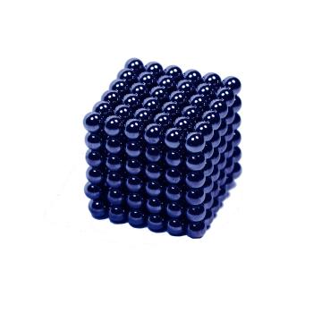 NeoCubes Magnetkulor Blå 216 st.