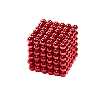 Röda Neocube Magnetkulor 216 st.