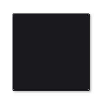 Svart magnettavla 40x40 cm från Trendform - mrk Element