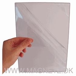 10x15 cm magnetisk fotoficka med quickload