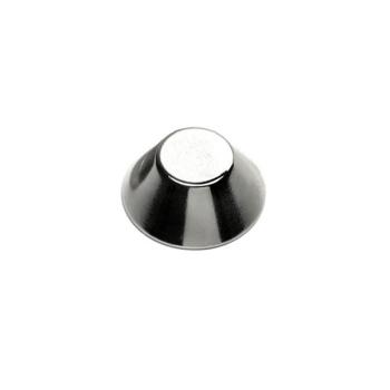 Konisk supermagnet av neodymium 25x13x10 mm